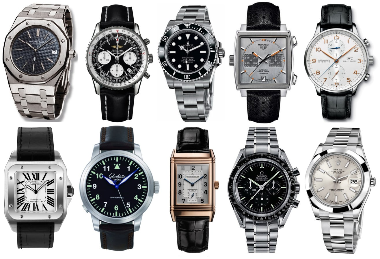 Prestige Brands – Who Owns Who? Prestige Watches