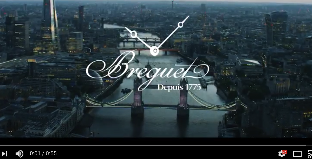 VIDEO:  Breguet Classic Tour in London
