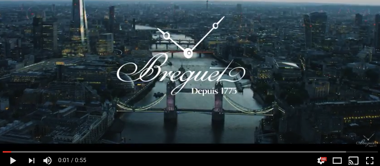 VIDEO:  Breguet Classic Tour in London Prestige Watches