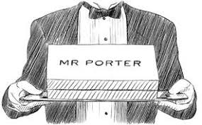 Mr Porter & Jaeger-LeCoultre