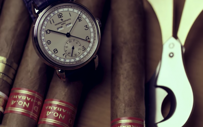18 second Vacheron Constantin video.  Be careful. This may make you want to buy a watch!