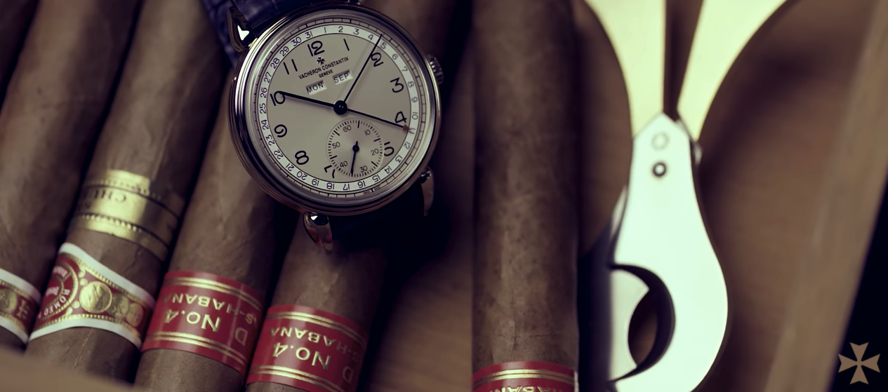 18 second Vacheron Constantin video.  Be careful. This may make you want to buy a watch! Prestige Watches