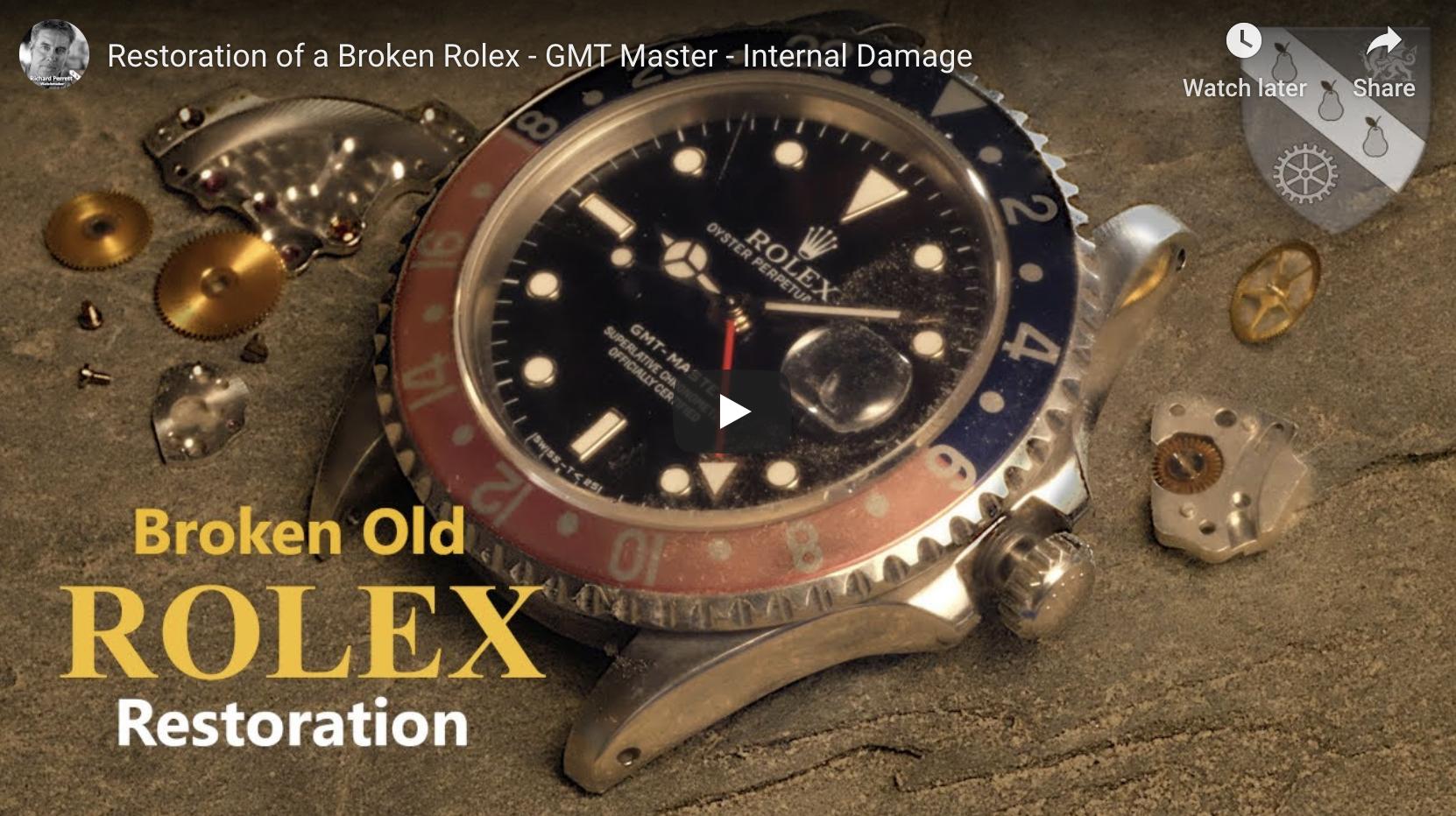 Rolex movement – a deep dive under the bonnet